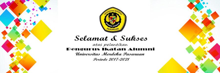 Pelantikan ikatan alumi Universitas Merdeka Pasuruan Periode 2017 – 2021